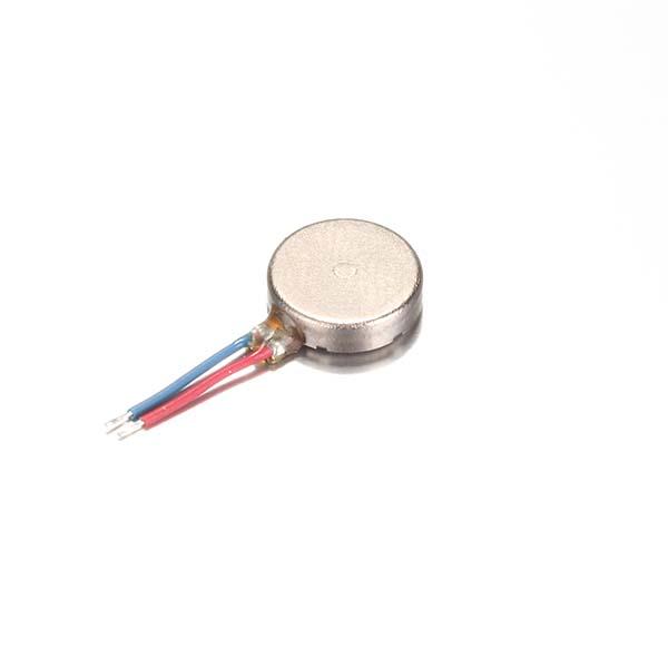Hot Selling for Electric Vibrator Motor - 3V 10mm flat vibrating mini electric motor LCM1020 – Leader Microelectronics