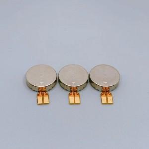 3V 10*2.7mm Micro Vibratior Motor for Mobile Phone F-PCB1027