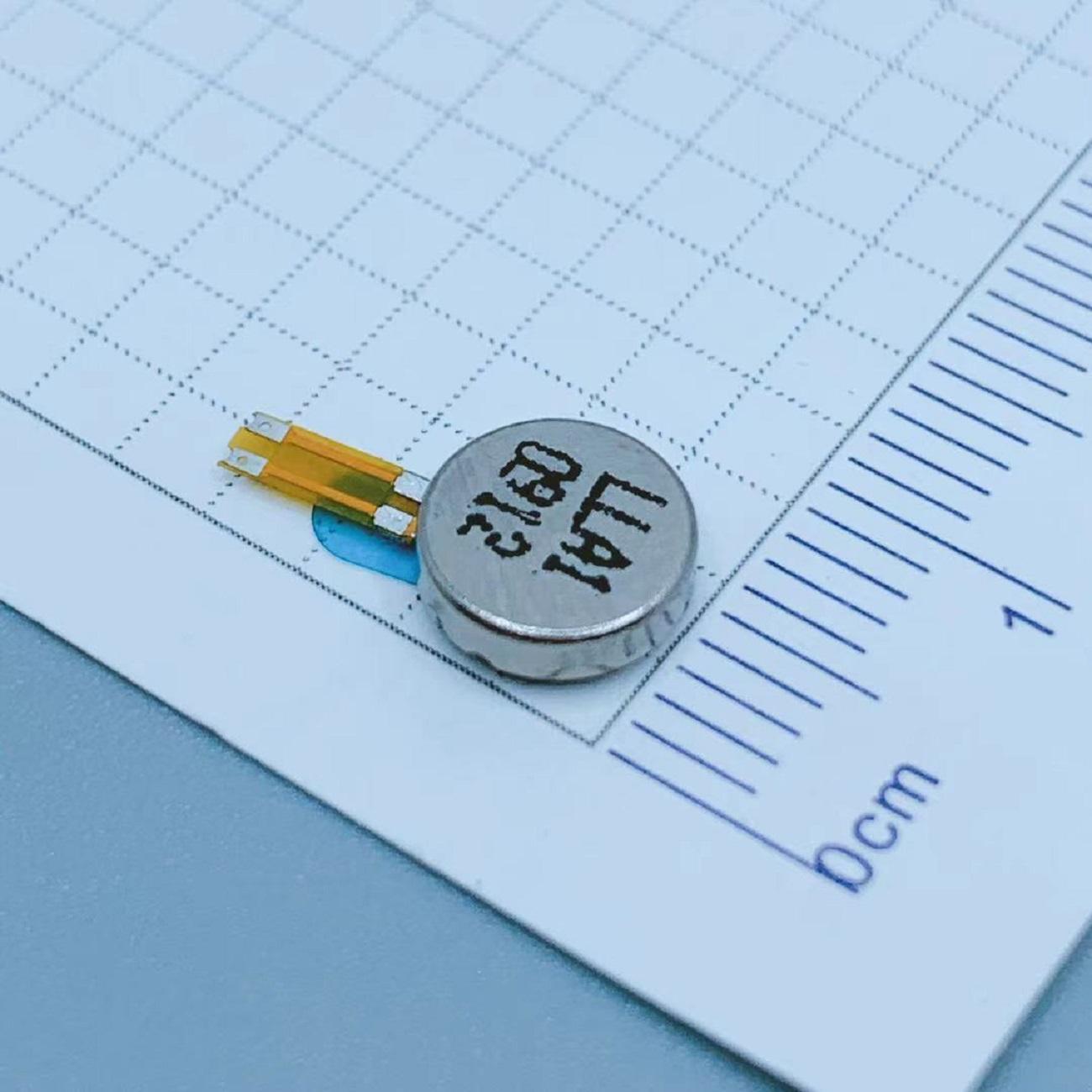 3V 8mm platt vibrerande mini elmotor F-PCB 0820