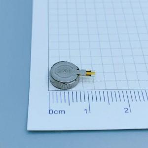 3V 8mm Płaska wibrująca mini silnikiem elektrycznym F-0827 PCB