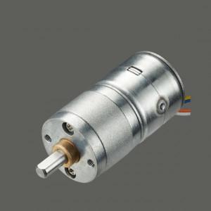较低的价格直流步进电机与齿轮箱来自中国的GM-LD20-20BY