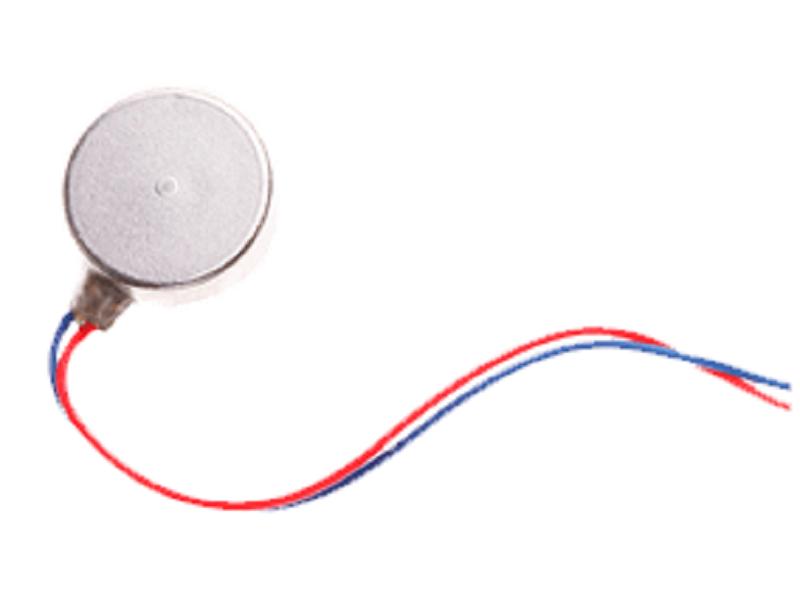 coin vibrator motor
