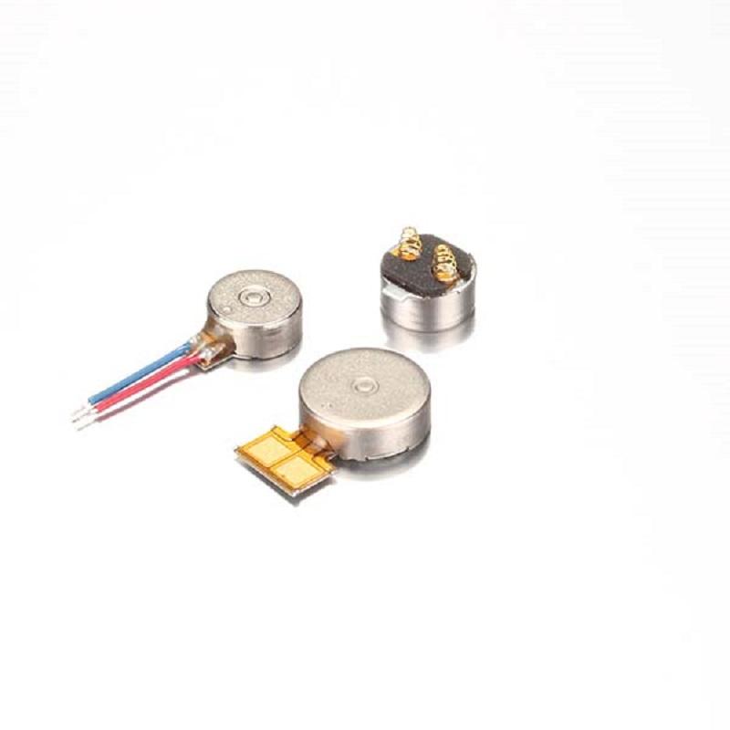 encapsulated micro vibration motor