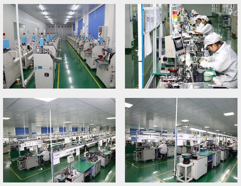 micro vibration motor factory