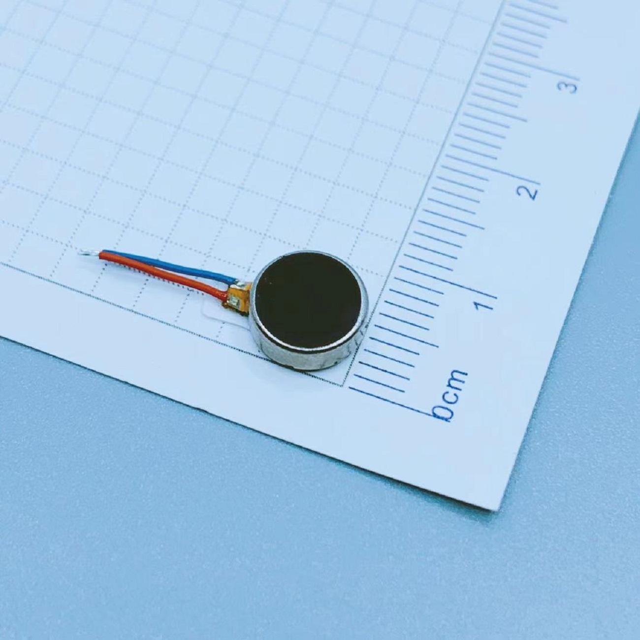 Dia 8*2.7mm Smallest Vibrate Motor    Iphone 6s Vibration Motor   LEADER LCM-0827
